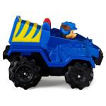Mô hình Xe chó cứu hộ Paw Patrol True Metal tỷ lệ 1:55 - Chase Dino (no box)