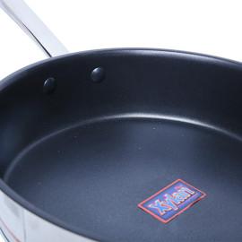 Chảo Inox 304 Chống Dính Elmich Zeus EL0125 - 26cm dùng bếp từ