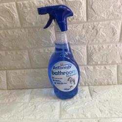 Chai xịt tẩy rửa nhà tắm Astonish C9716