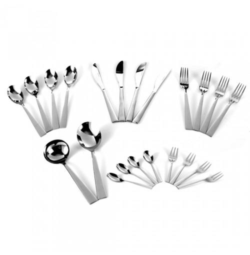 Bộ 22 món muỗn nĩa thìa dao Inox Edelkochen