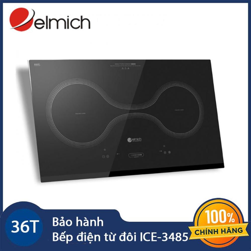 Bếp điện từ đôi cao cấp Elmich ICE-3485 Made In Tây Ban Nha