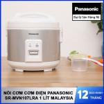 Nồi cơm điện Panasonic SR-MVN107LRA dung tích 1 Lít sản xuất tại Malaysia, bảo hành 12 tháng