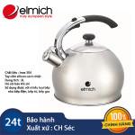 Ấm đun nước Inox 304 Elmich 3L EL3373 dùng bếp từ - Xuất xứ CH Séc