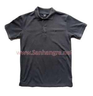 Áo thun Tommy Nam hàng Việt Nam xuất khẩu màu lông chuột
