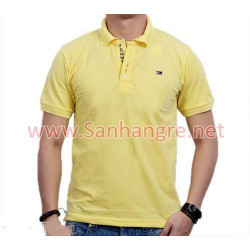 Áo thun Tommy Nam hàng Việt Nam xuất khẩu ( Vàng )