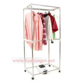 Tủ sấy quần áo D&Rin Korea DH điều khiển từ xa - Bảo hành 12 tháng 1 đổi 1