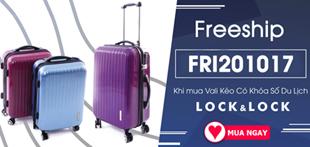 Mã Freeship Vali lock&lock
