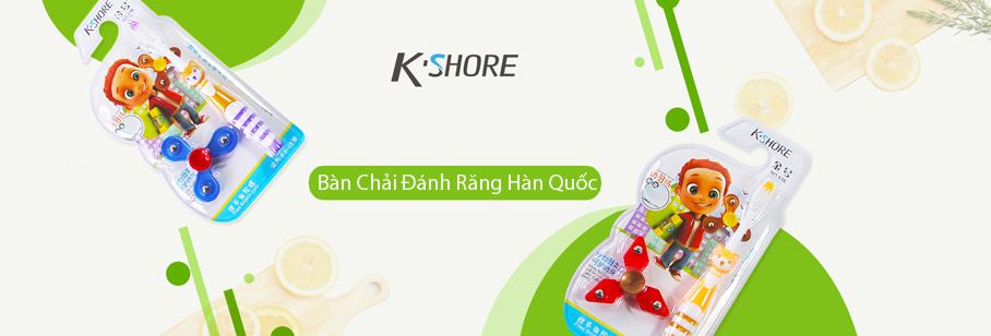 Bàn chải đánh răng Hàn Quốc