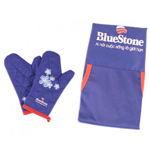 Bộ Găng Tay & Tạp Dề BlueStone
