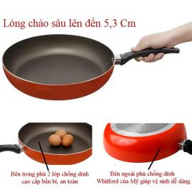 Chảo chống dính 26cm Smart Cook Teria SM-0390E dùng bếp từ
