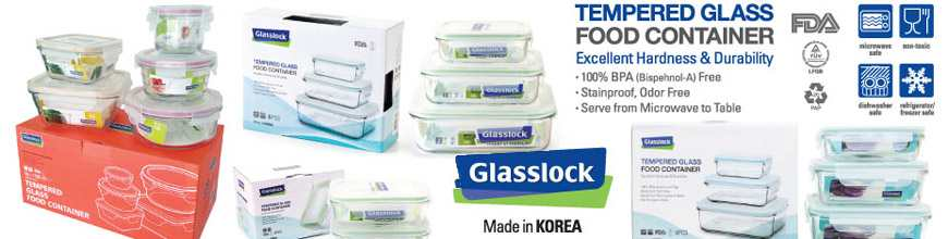Hộp thủy tinh GlassLock, Lock&Lock