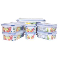 Bộ 7 hộp nhựa đựng thực phẩm BioZone BZ-7