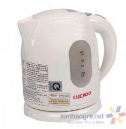 Ấm đun nước siêu tốc Cuckoo CK-121W 1.0 lít