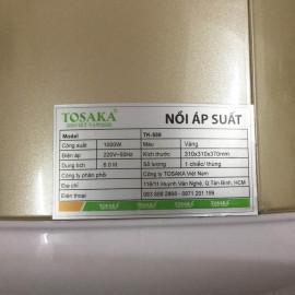 Nồi áp suất điện Tosaka TK-559 6L 1000W