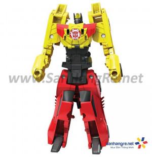 Robot Transformers CombinerForce biến hình ô tô 2 trong 1 - BeeSide