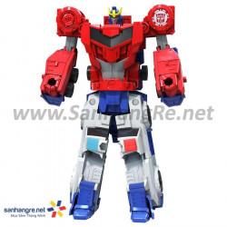 Robot Transformers CombinerForce biến hình ô tô 2 trong 1 - PrimeStrong