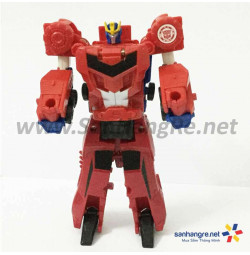 Robot Transformers CombinerForce biến hình ô tô 2 trong 1 - Primeside