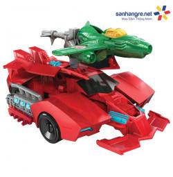 Đồ chơi Robot Transformers biến hình kết hợp Sideswipe và Great Byte