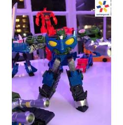 Đồ chơi Robot Transformers biến hình xe tăng Blastwave