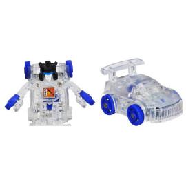 Bộ 3 đồ chơi Robot Transformer Mini Bot Shots - Cindersaur, Optimus Prime và Autobot Jazz (Box)
