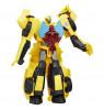 Đồ chơi Robot Transformers Power Surge Bumblebee và Buzzstrike (nắp Pin AA)