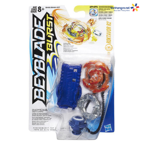 Con quay Hasbro Beyblade Roktavor R2