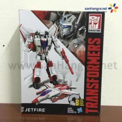 Robot Transformers biến hình máy bay chiến đấu Jetfire