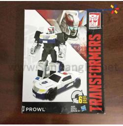 Robot Transformers biến hình ô tô cảnh sát Prowl