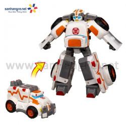 Robot Transformer Rescue Bots biến hình ô tô Medix The Doc-Bot
