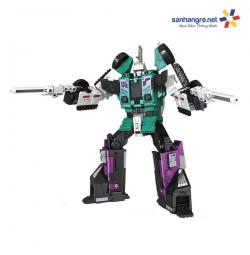 Đồ chơi Robot Transformers Decepticon Six Shot - 6 Modes Moods