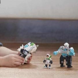 Robot Transformers Rescue Heroes biến hình 3 trong 1 - Arctic Rescue Boulder (No Box)