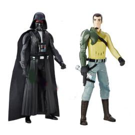 Bộ 5 đồ chơi mô hình nhân vật Star War