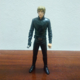 Bộ 5 đồ chơi mô hình nhân vật Star Wars - Luke Skywalker, Darth Vade, Kanan Jarrus, Snowtrooper và Finn