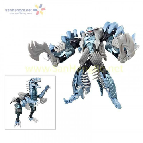 Đồ chơi Robot Transformers The Last Knight - Dinobot Slash