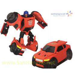 Robot Transformers biến hình ô tô Titans Return - Roadburn