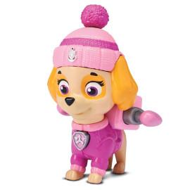 Bộ đôi Cô bé Ruty và chó cứu hộ Paw Patrol Snow Skye