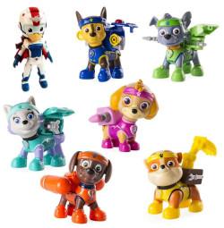 Bộ đồ chơi đội trường Ryder và 6 chó Paw Patrol - S3