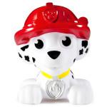 Chó bơi phun nước Paw Patrol - Marshall đội mũ