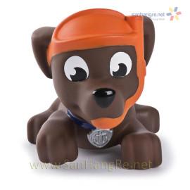 Bộ 6 chó bơi phun nước Paw Patrol thợ lặn - Tặng đội trưởng Ryder