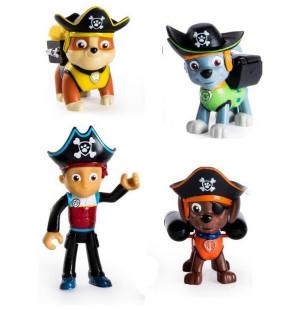 Bộ 4 cướp biển Paw Patrol chức năng 2018