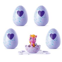 Bộ 5 quả trứng nở Hatchimals - Đồ chơi mini gây sốc năm 2018