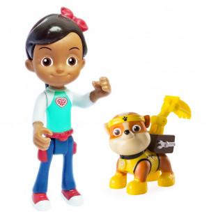 Bộ đôi Cô bé Ruty và chó cứu hộ Paw Patrol Rubble 06
