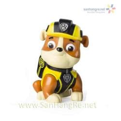 Chó ngồi Paw Patrol Rubble