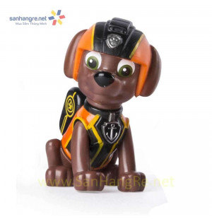 Chó ngồi Paw Patrol Zuma