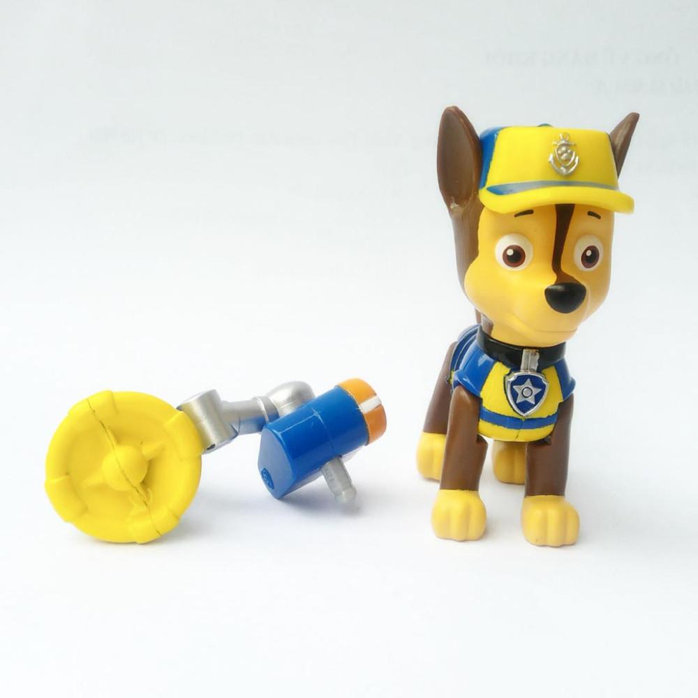 Chó cứu hộ trên biển Sea Paw Patrol - Chase