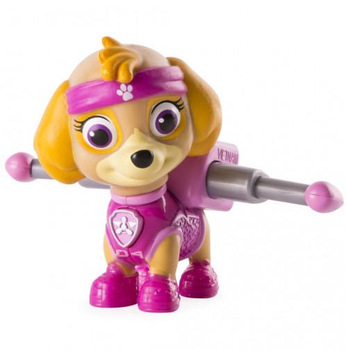Chó đeo khăn Paw Patrol Hero Pup Toy - Skye 04