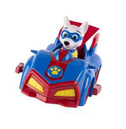 Chó và xe Paw Patrol Super Put - Apollo