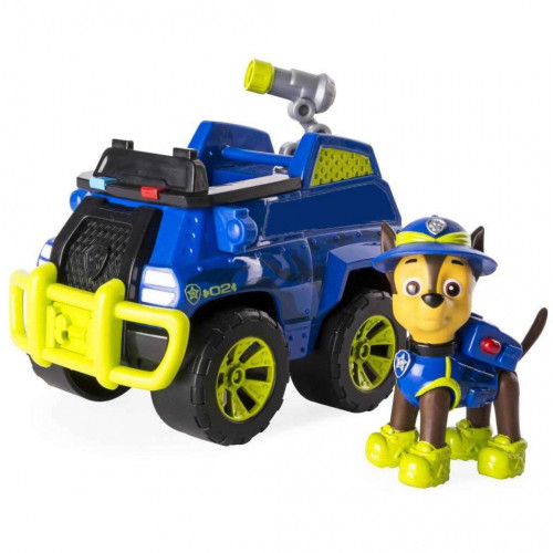 Đồ chơi Paw Patrol xe cảnh sát và chó Chase Thông Minh