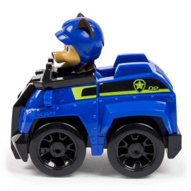 Đồ chơi xe chó Paw Patrol Racer - Chase