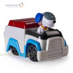 Đồ chơi xe chó Paw Patrol Racer - Robodog